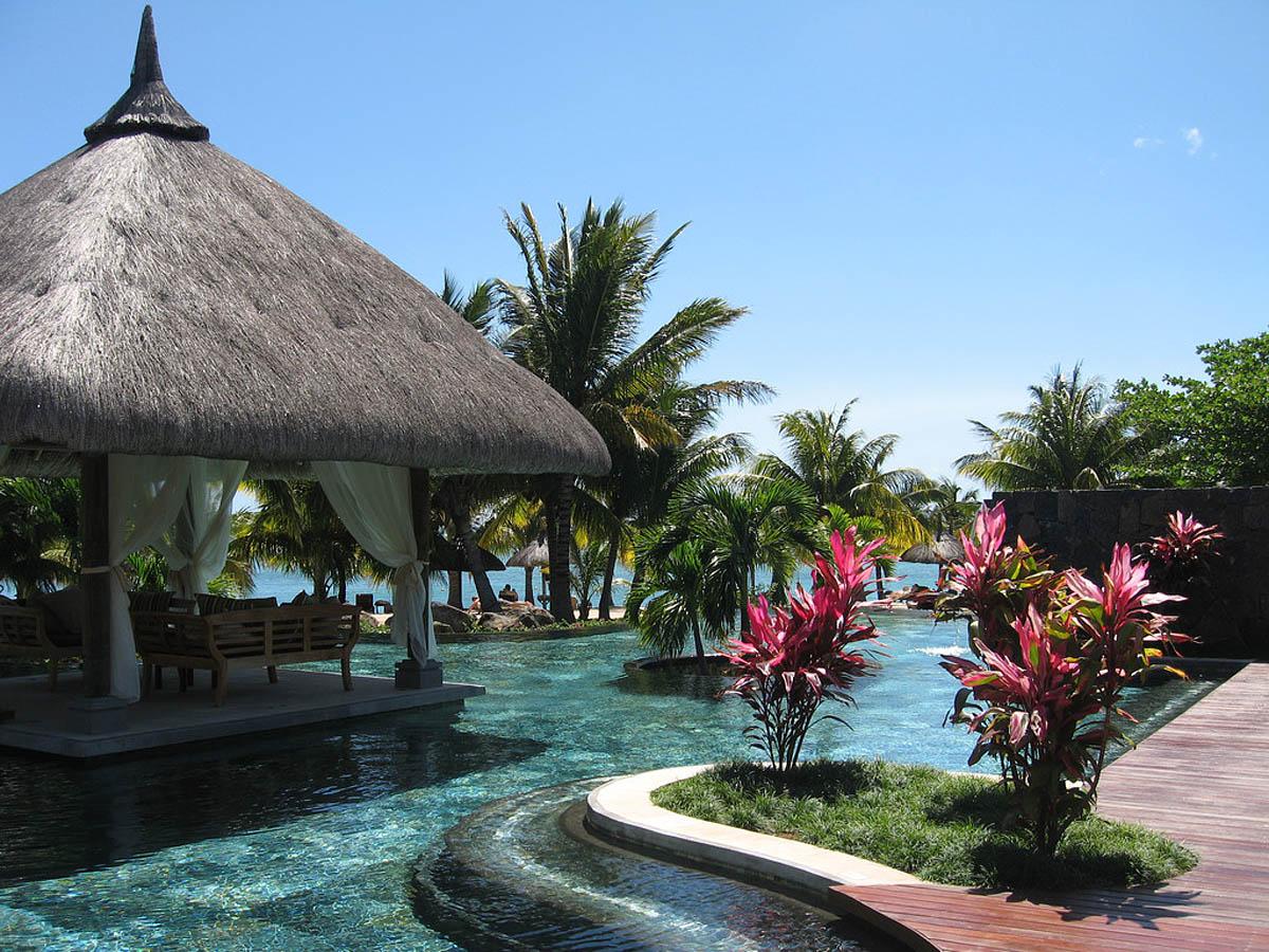 эко-отель LUX Le Morne 5, Маврикий