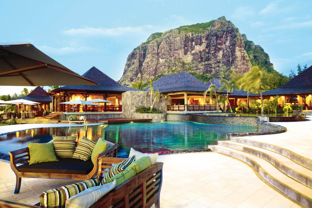 эко-отель LUX Le Morne 5 на Маврикии