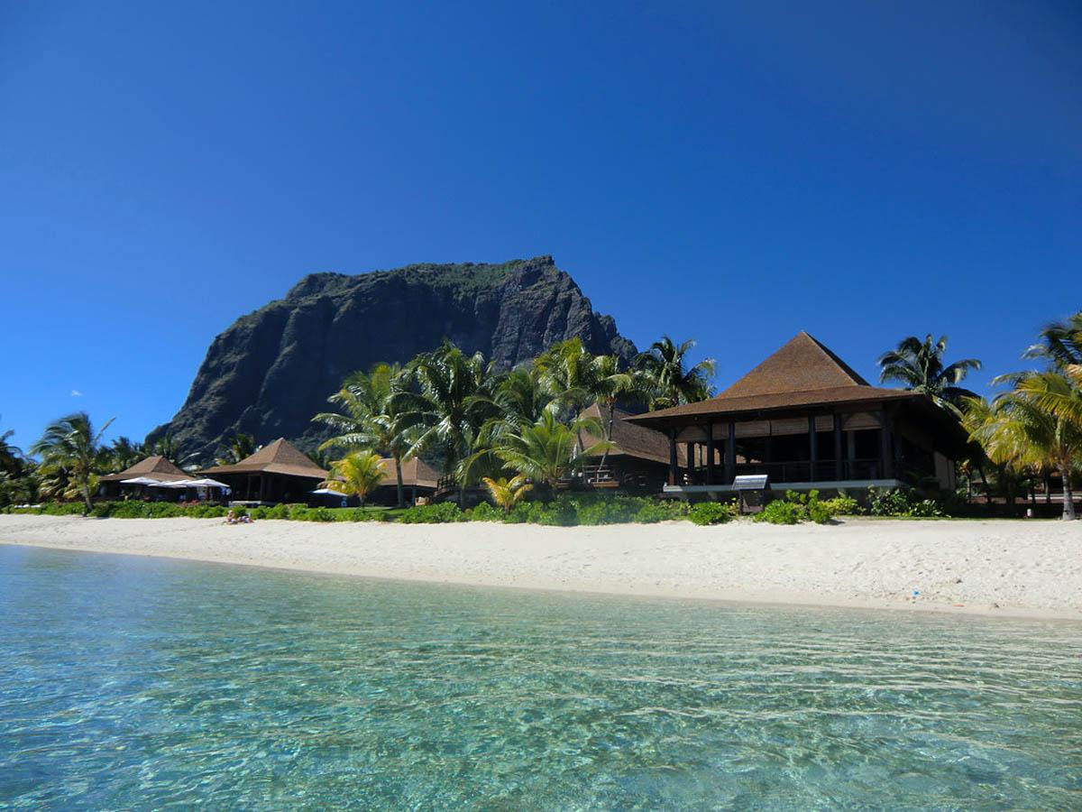 эко-отель LUX Le Morne 5, остров Маврикий