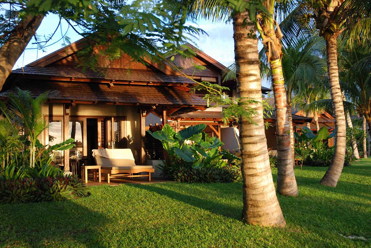 эко-отель Люкс Ле Морне, остров Маврикий