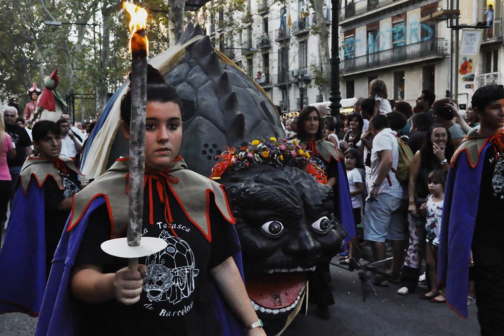 фестиваль Ла Мерсе 2013