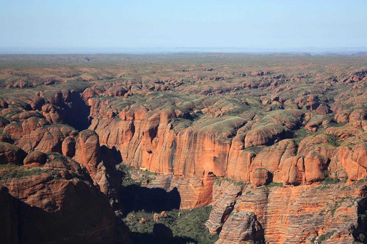 горы Бангл-Бангл, Австралия
