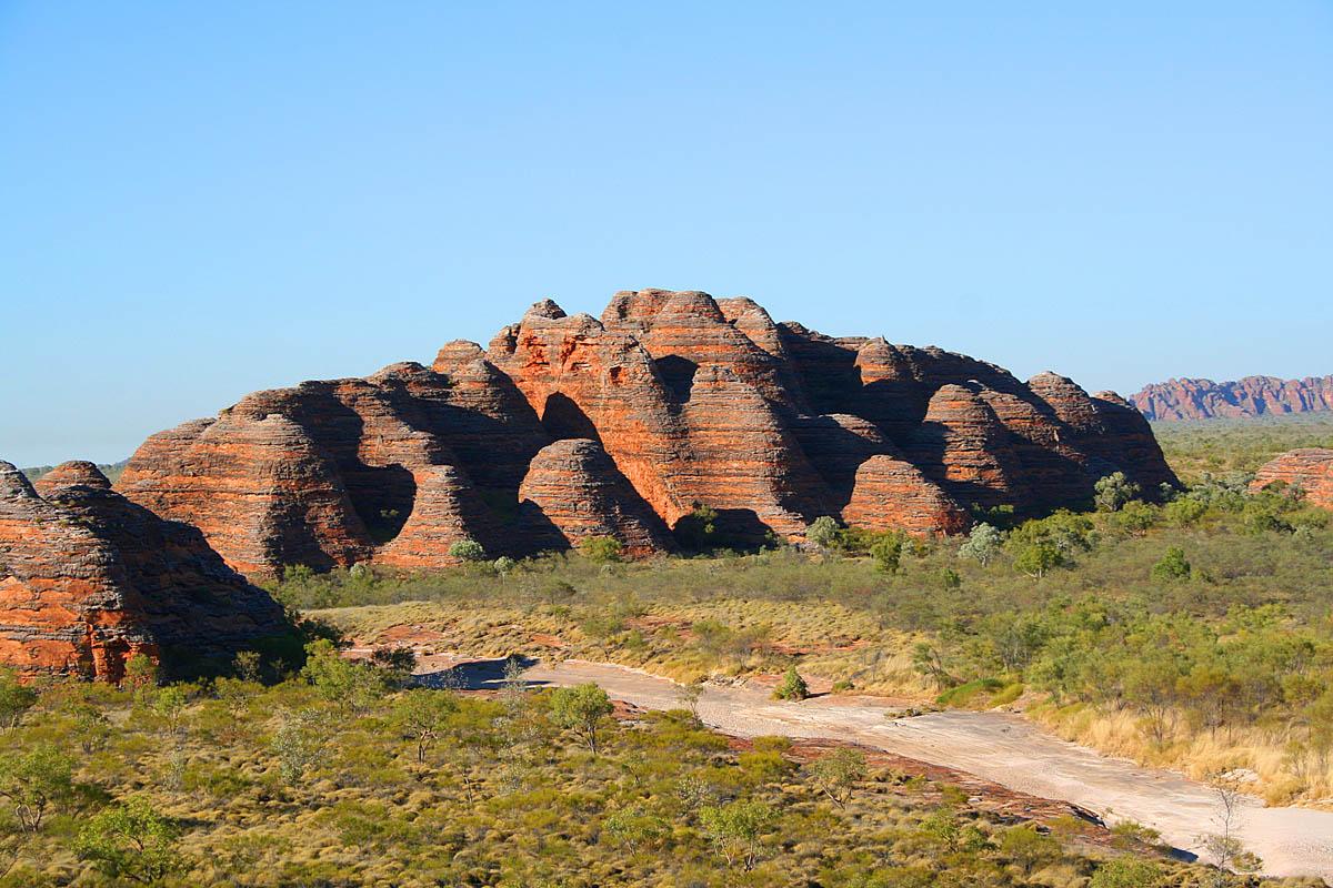хребет Бангл-Бангл в Австралии