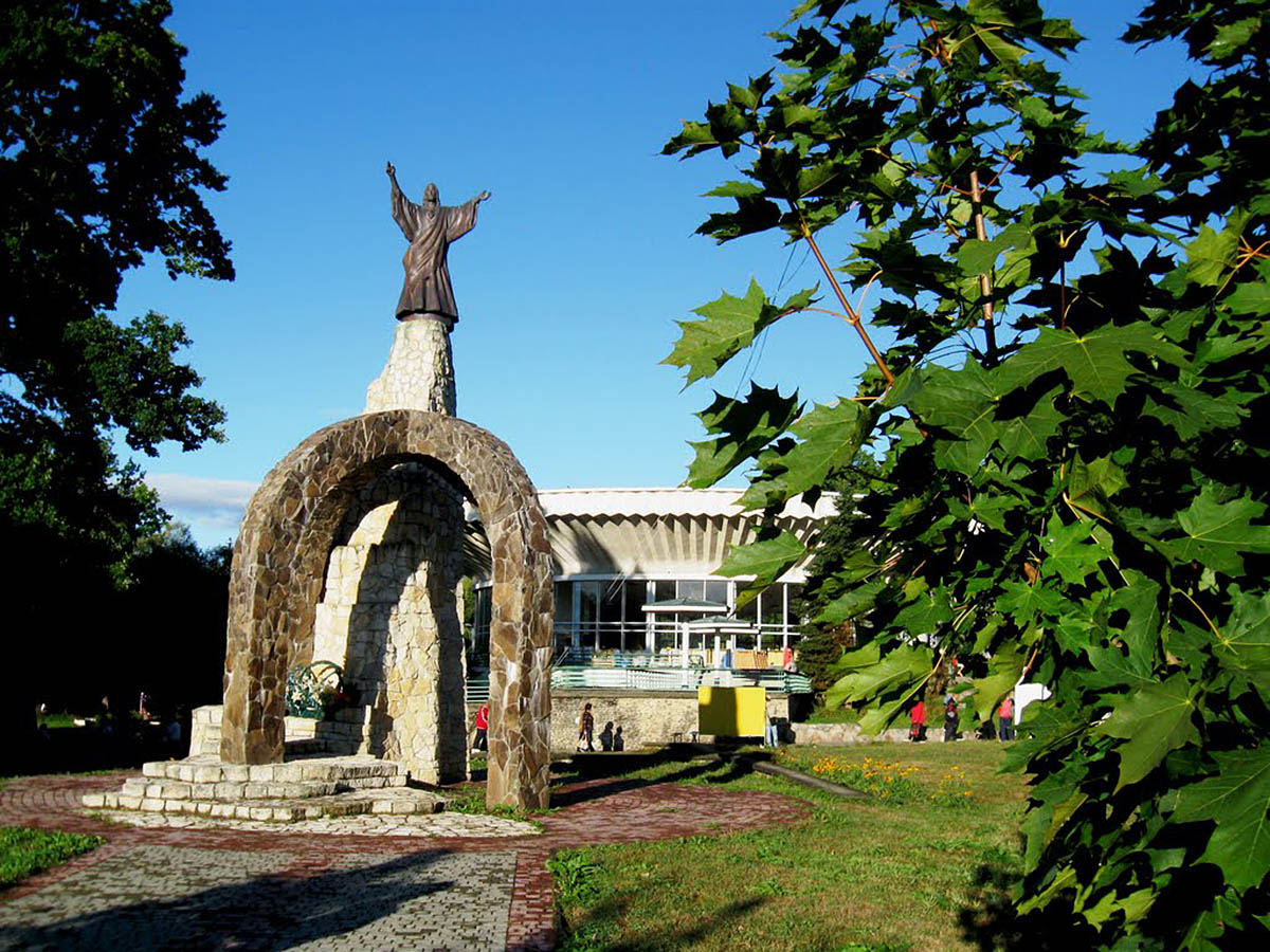 курорт Моршин, Карпаты