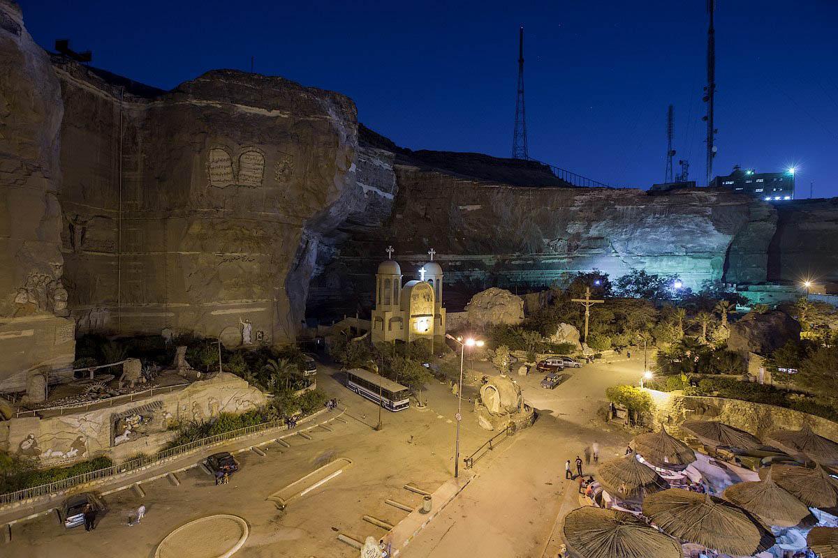 монастырь Святого Симеона, Каир, Египет