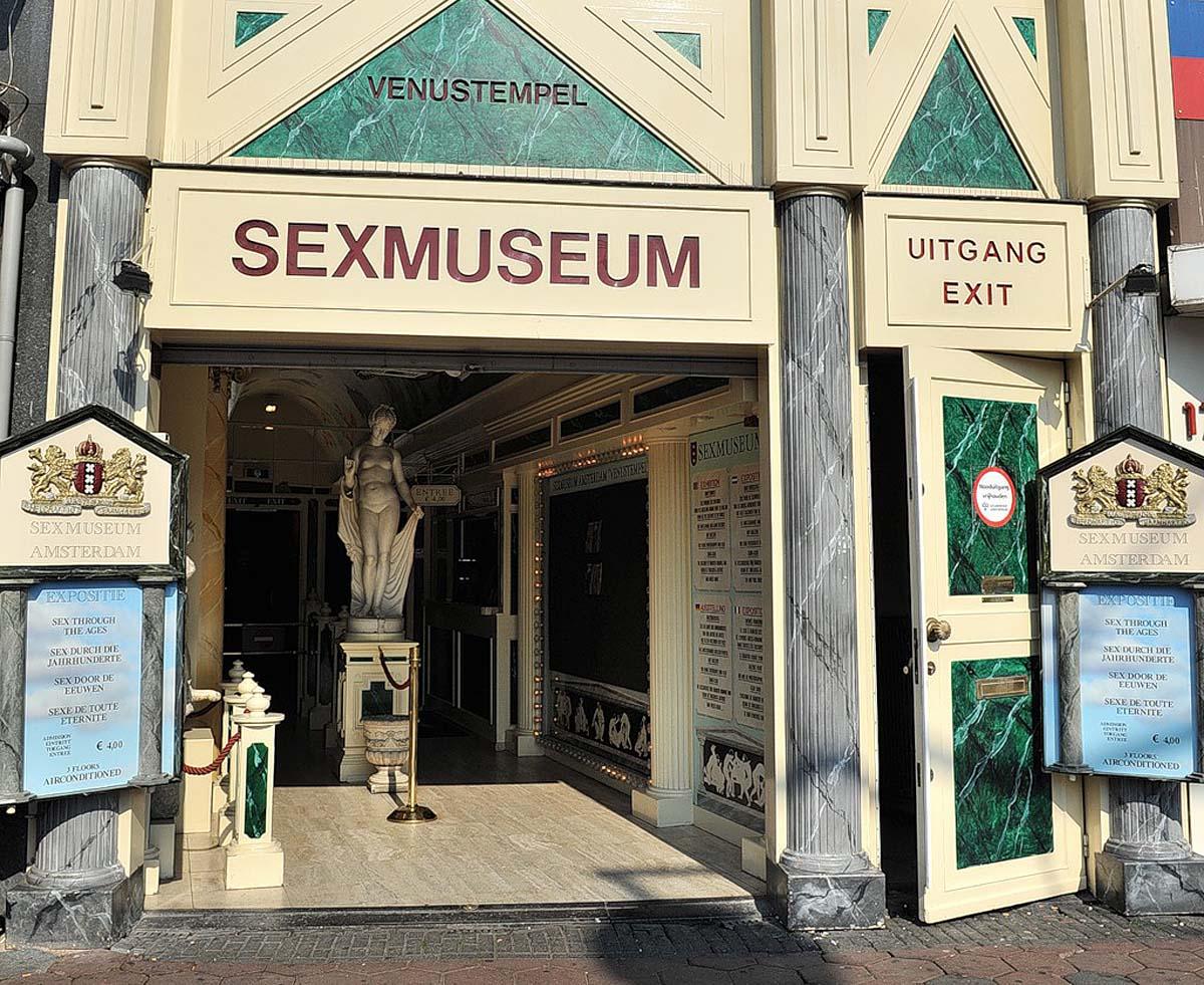 музей секса, Амстердам