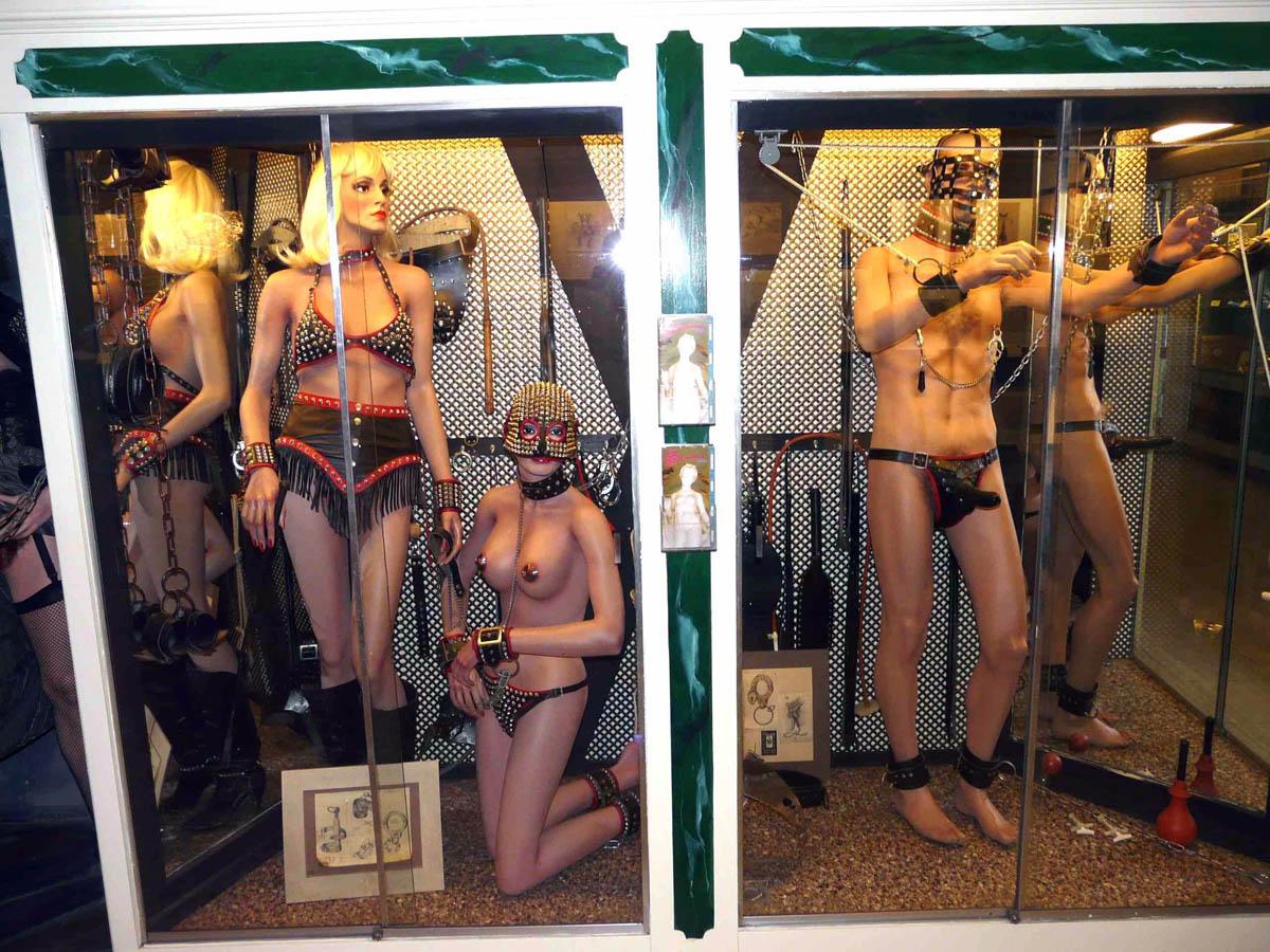 музей секса в Амстердаме, Нидерланды