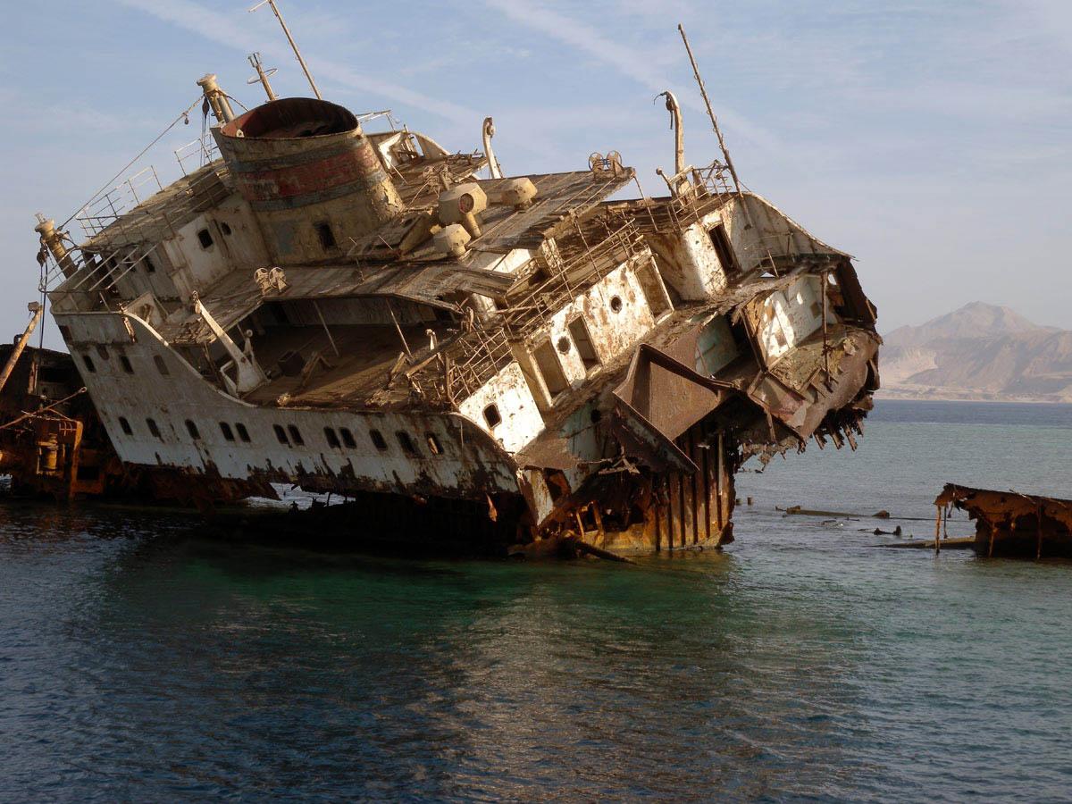 остров Тиран, Шарм-эль-Шейх, Египет