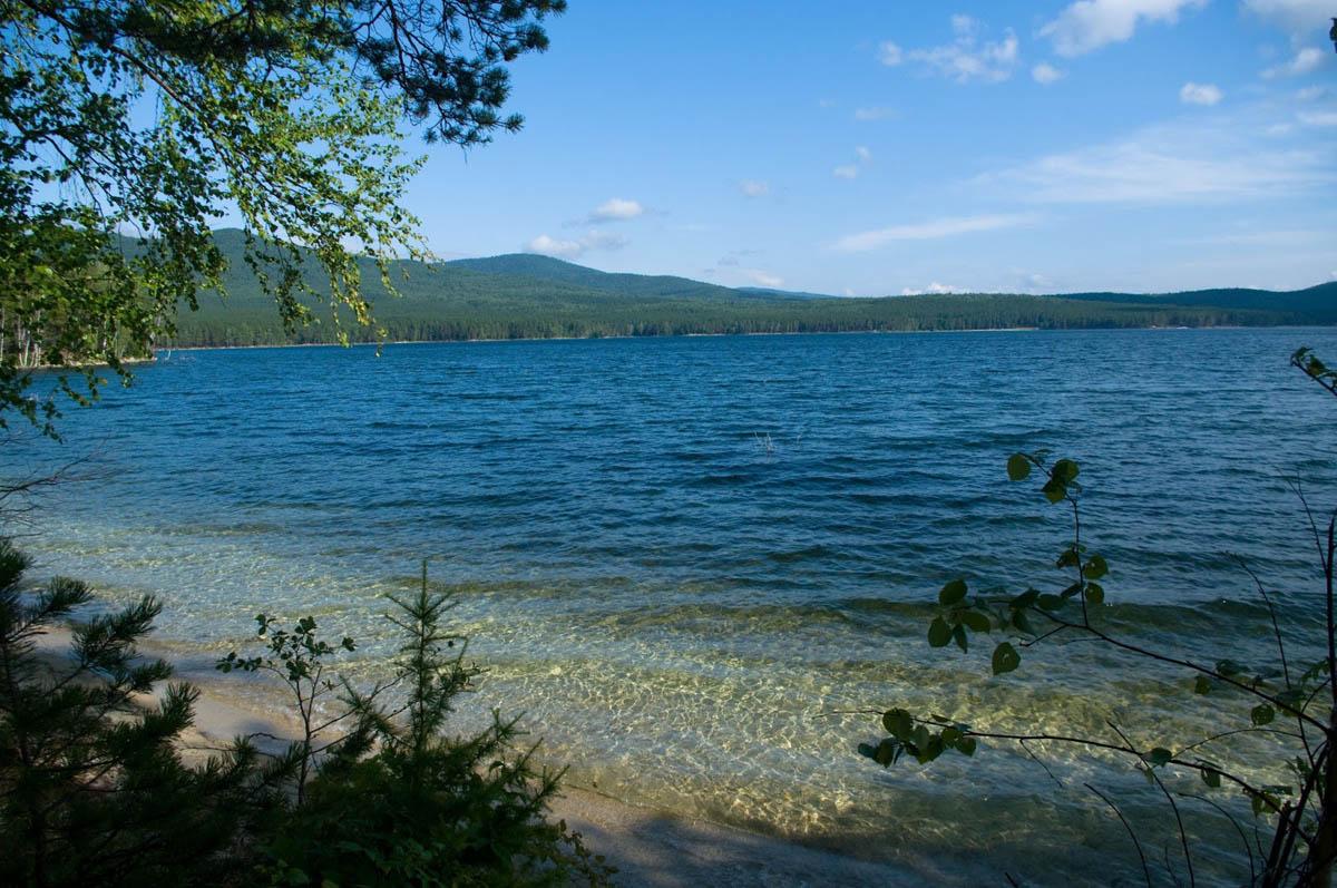 озеро Тургояк, Челябинская область