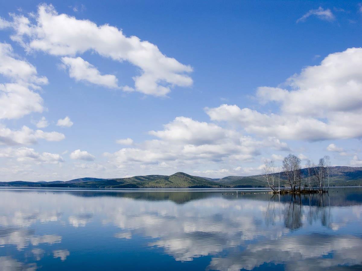 озеро Тургояк, Урал