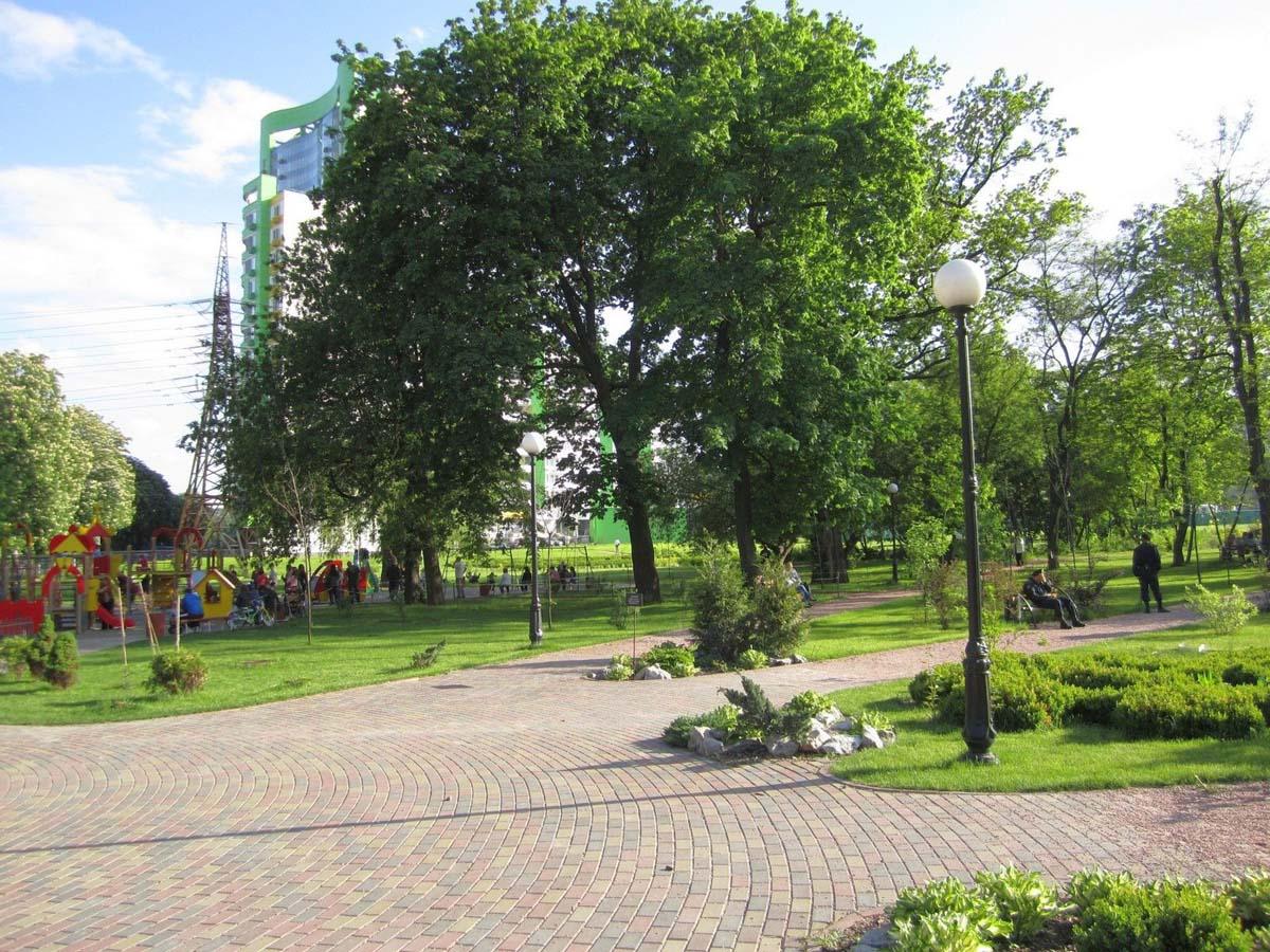 парк Горка Кристера