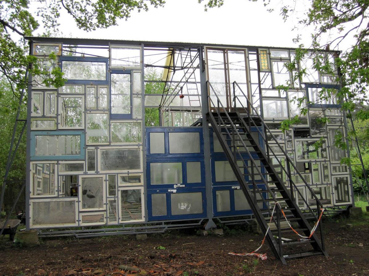 парк искусств Verbeke Foundation