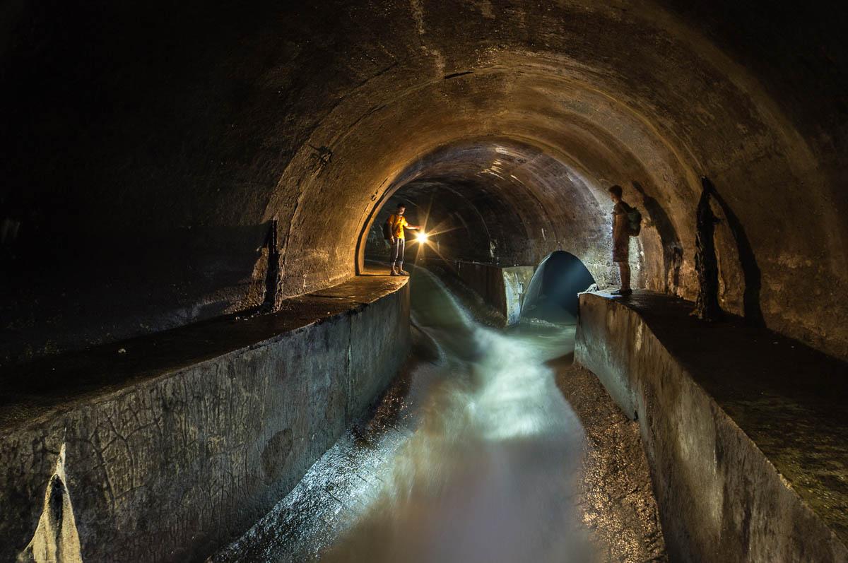 подземные реки в Киеве
