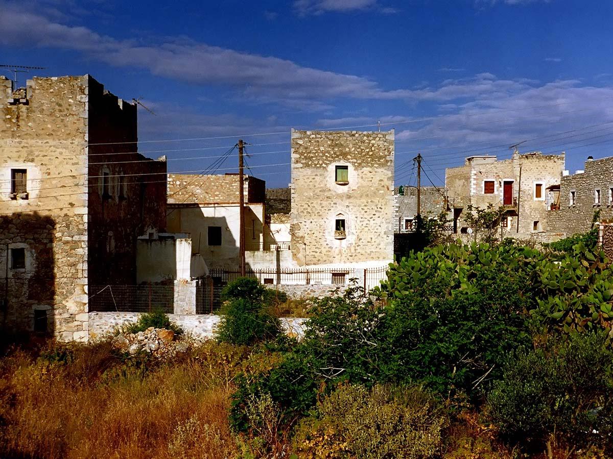 полуостров Мани, остров Пелопоннес, Греция