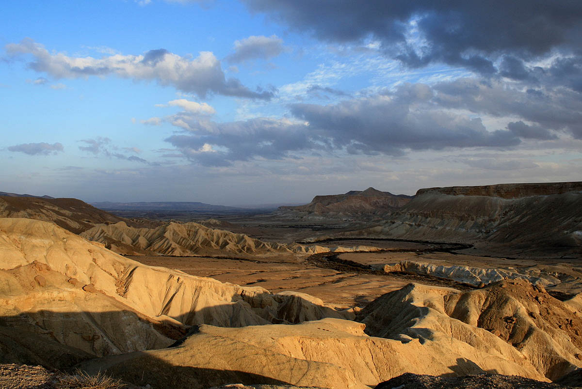 пустыня Арава, Израиль