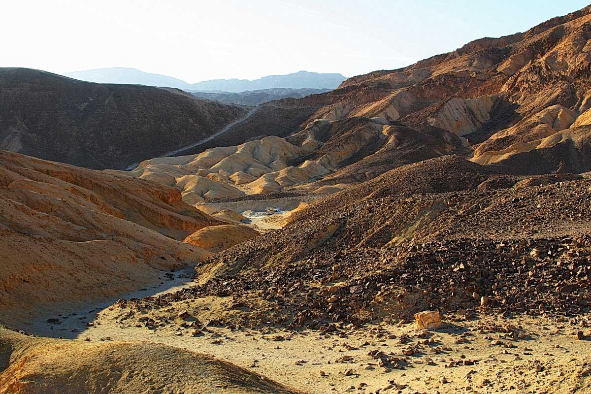 пустыня Арава в Израиле