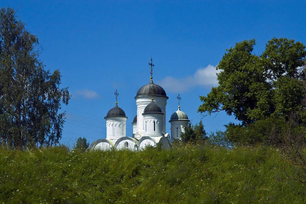 собор в Микулином городище