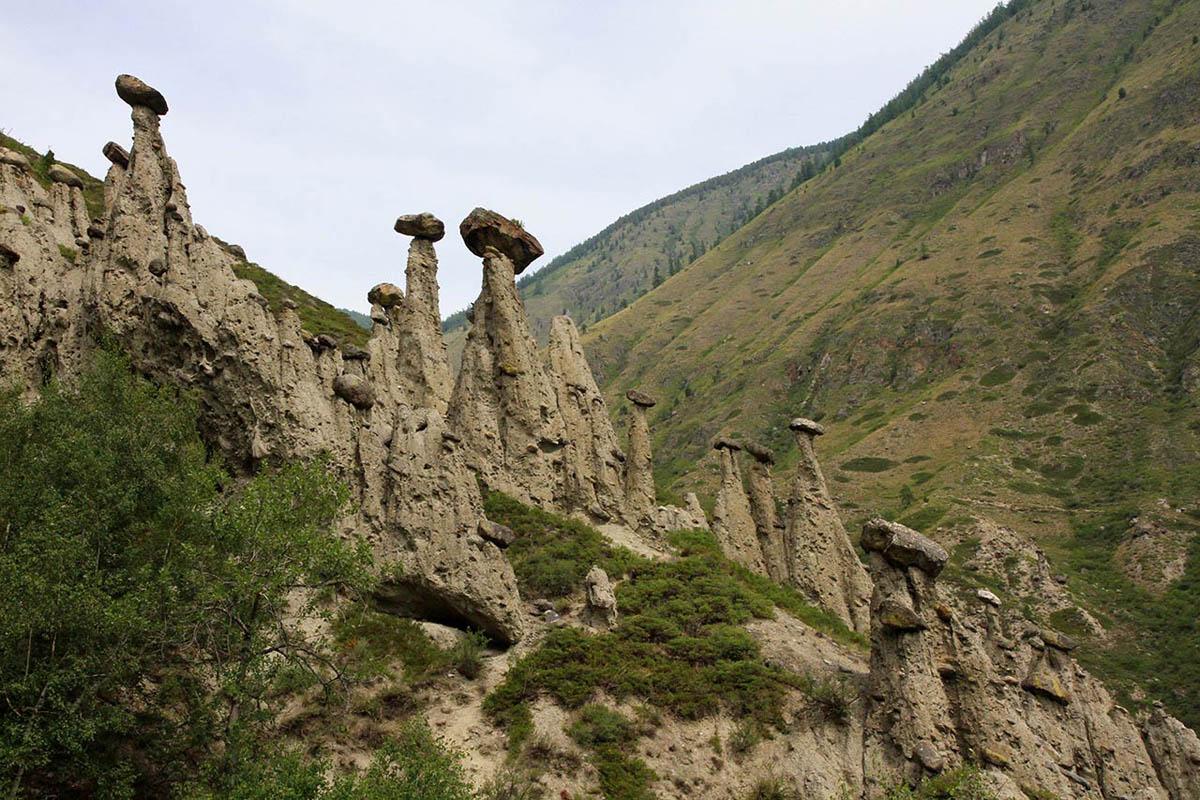урочище Ак-Курум, Алтай