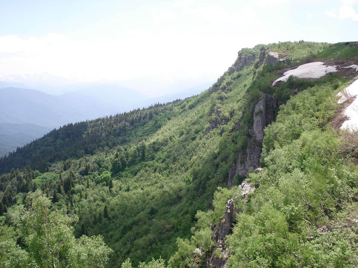 ущелье Лагонаки, Адыгея