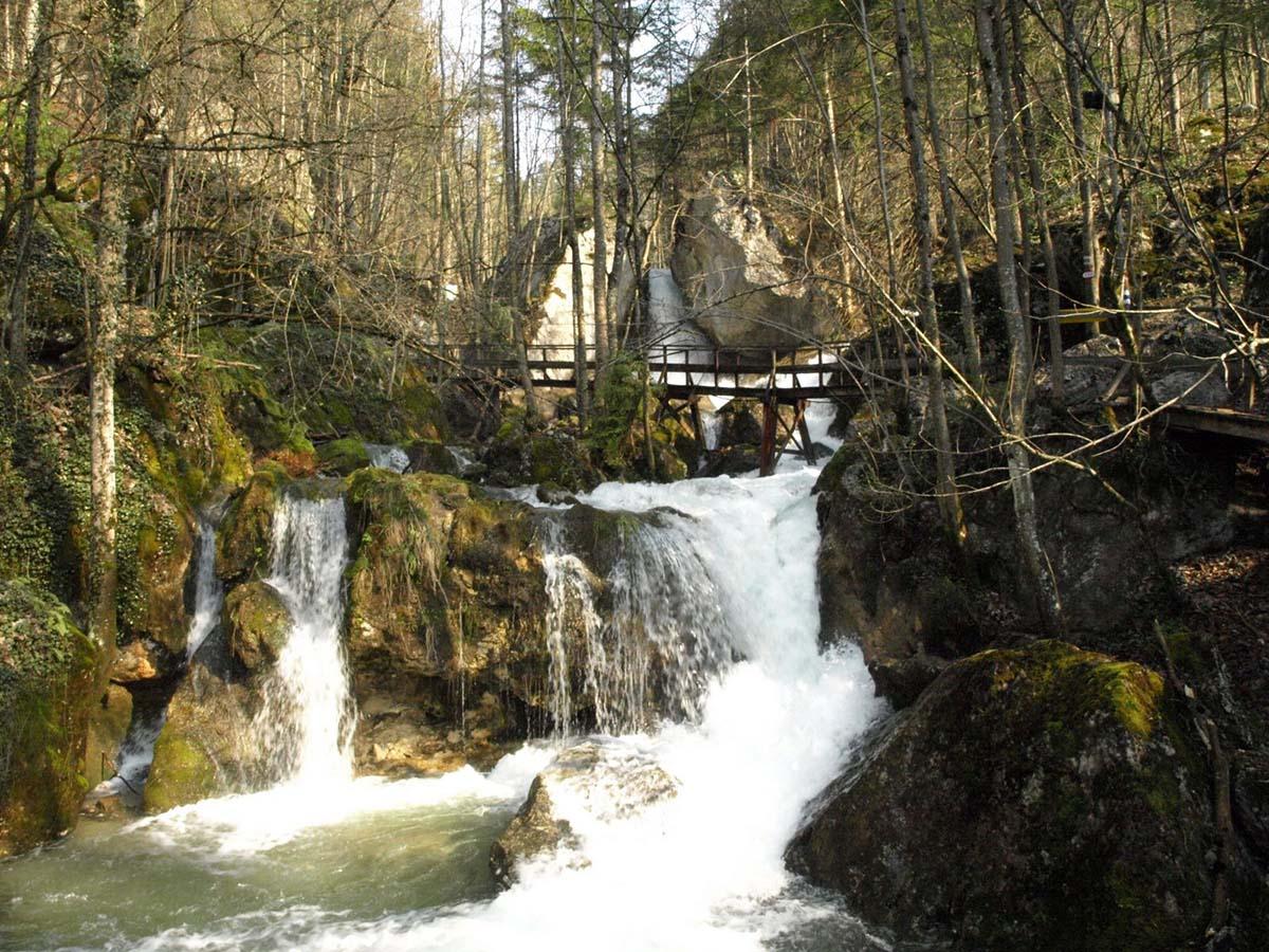 водопады Мюра