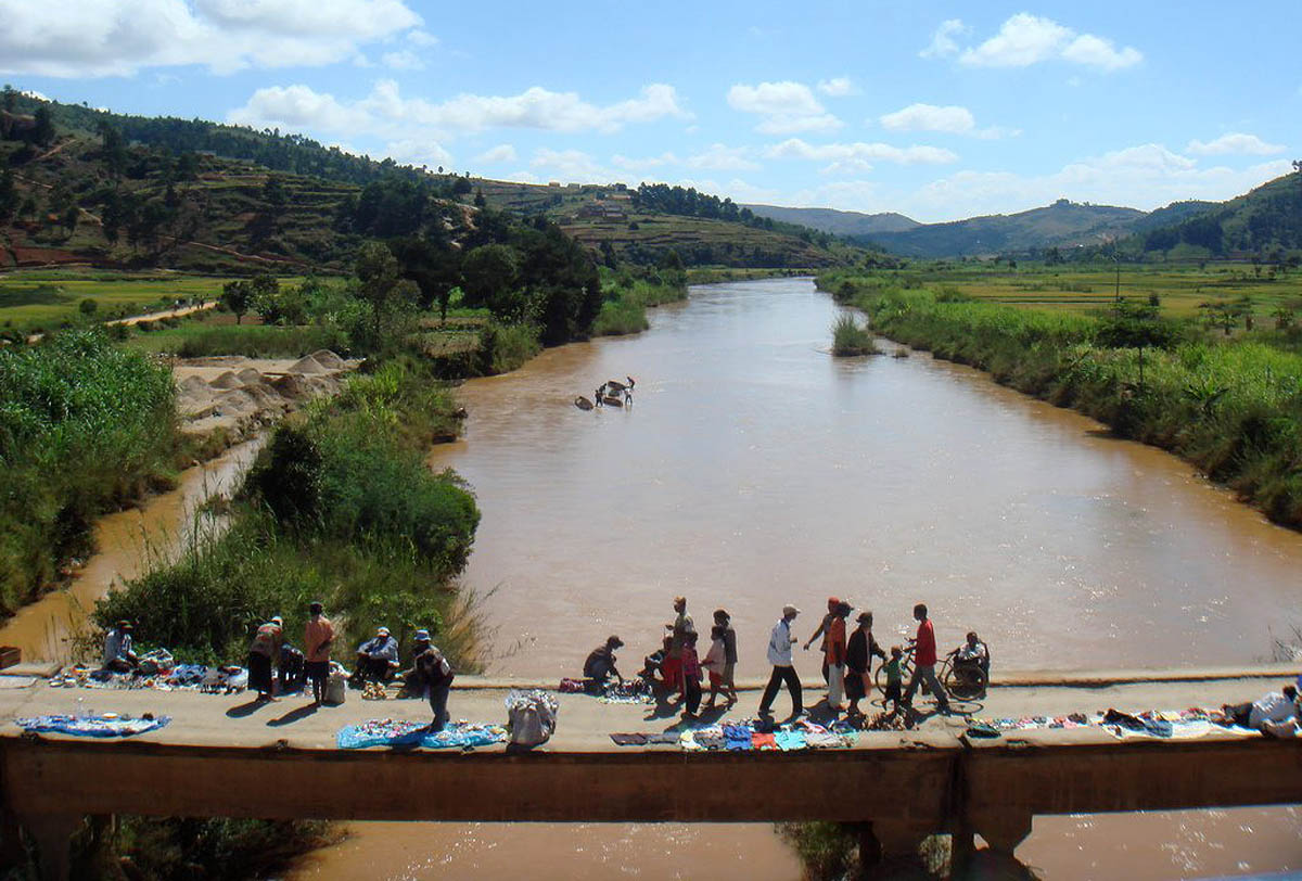 Antananarivo - capital of Madagaskar