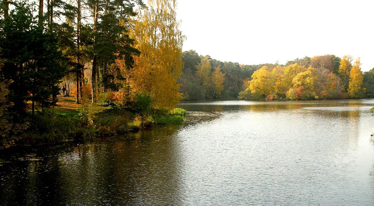 Бездонное озеро, Москва