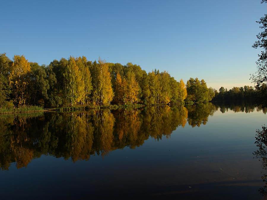 Бездонное озеро в Москве