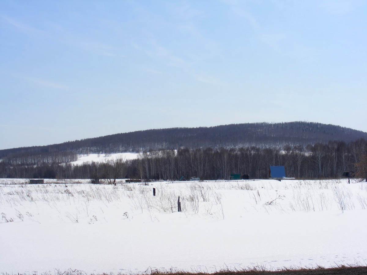 Буготакские сопки, Новосибирская область, Россия