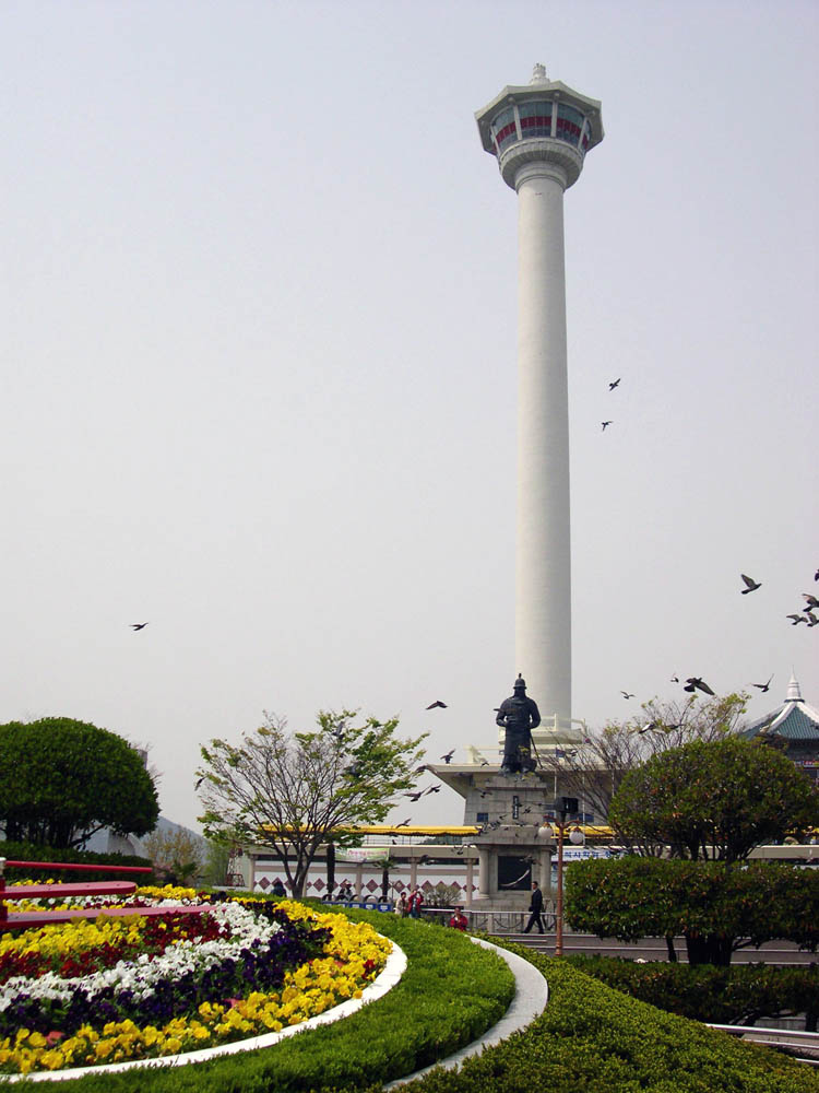 Busan Tower, Korea