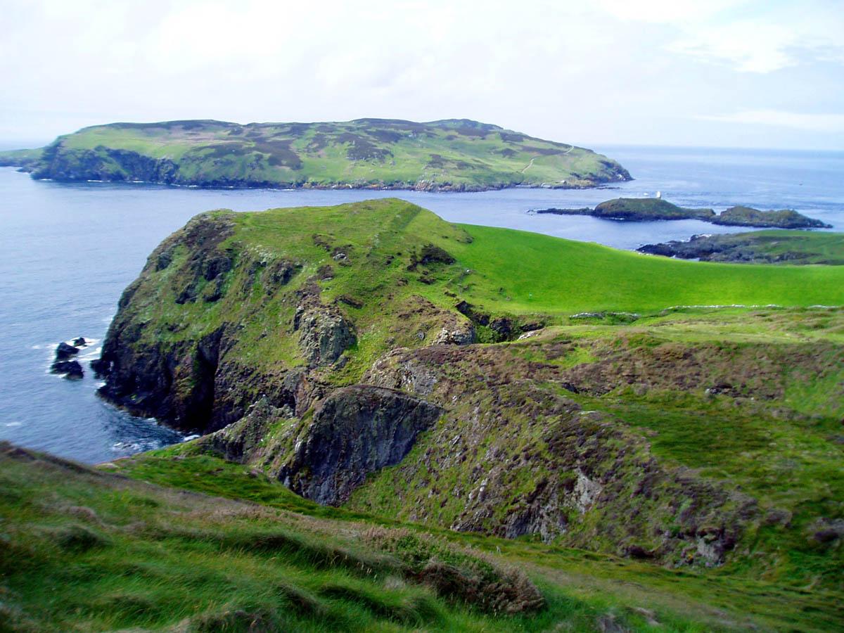 Calf of Man Island