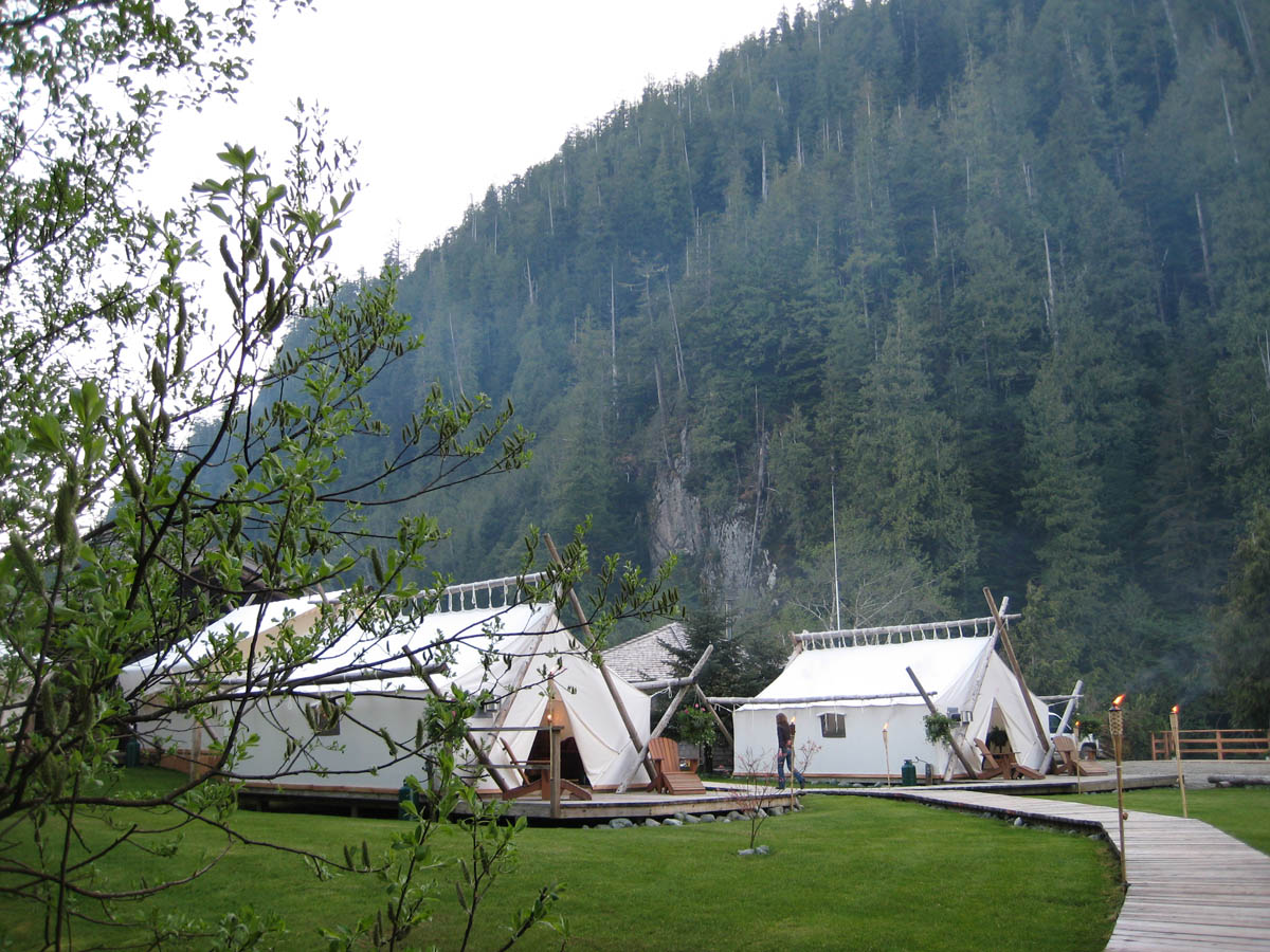 Clayoquot Wilderness Resort, Сanada