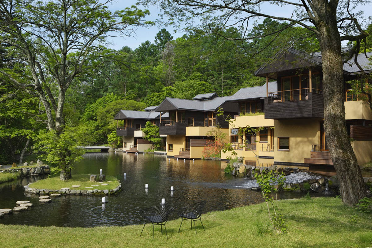 Hoshinoya Karuizawa in Japan