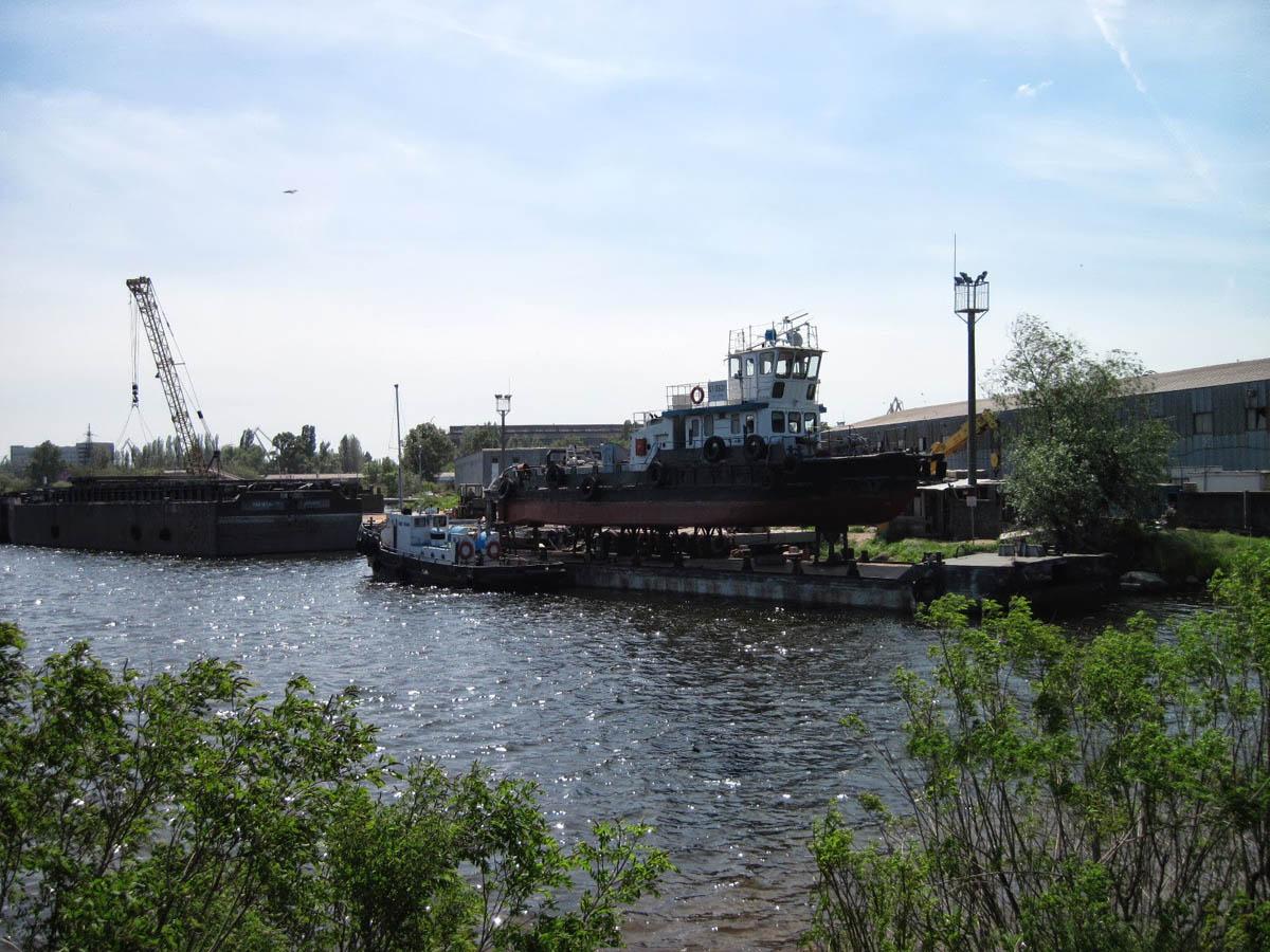 Карантинный остров, Херсон, Украина