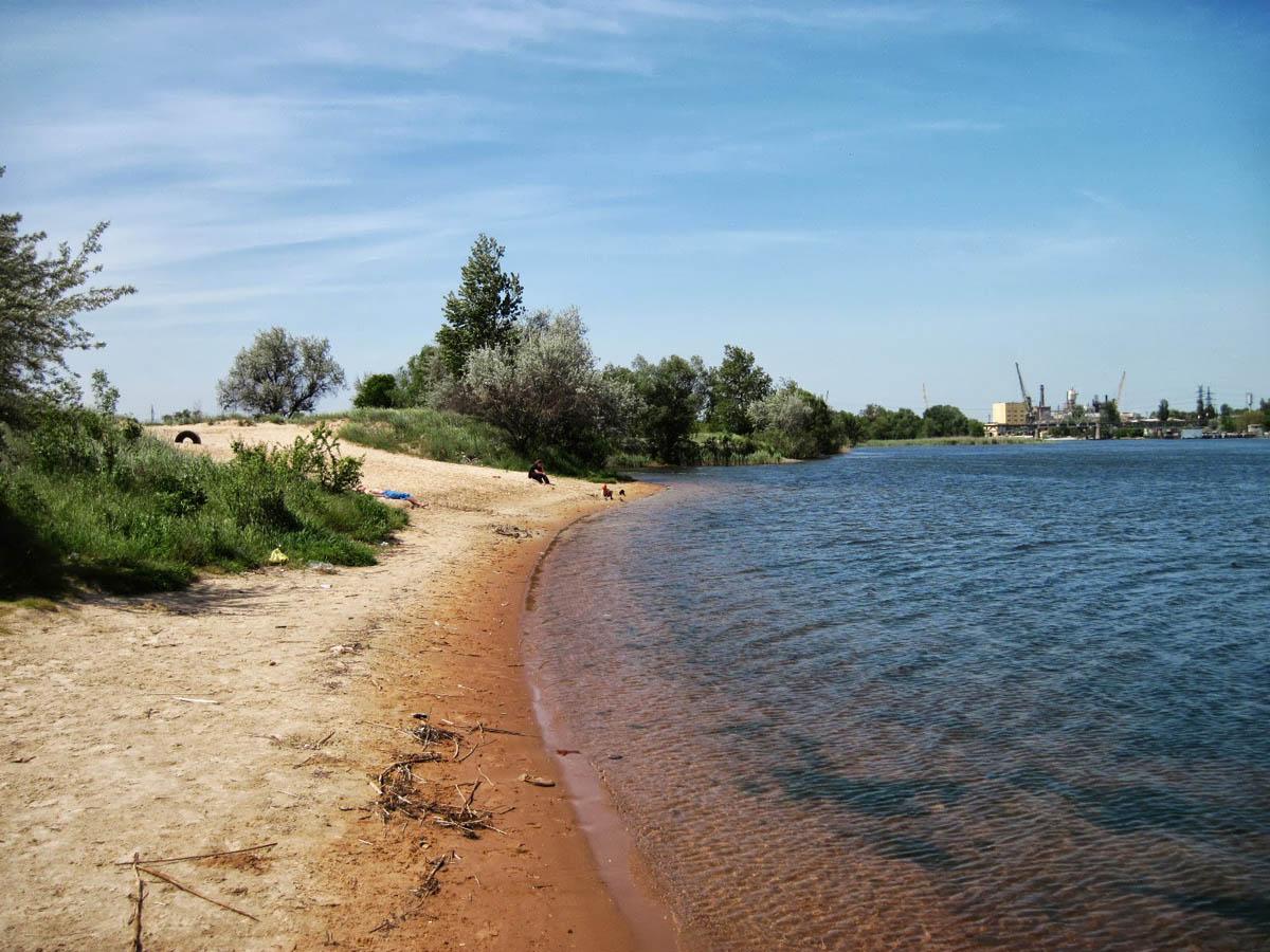 Карантинный остров, Херсон