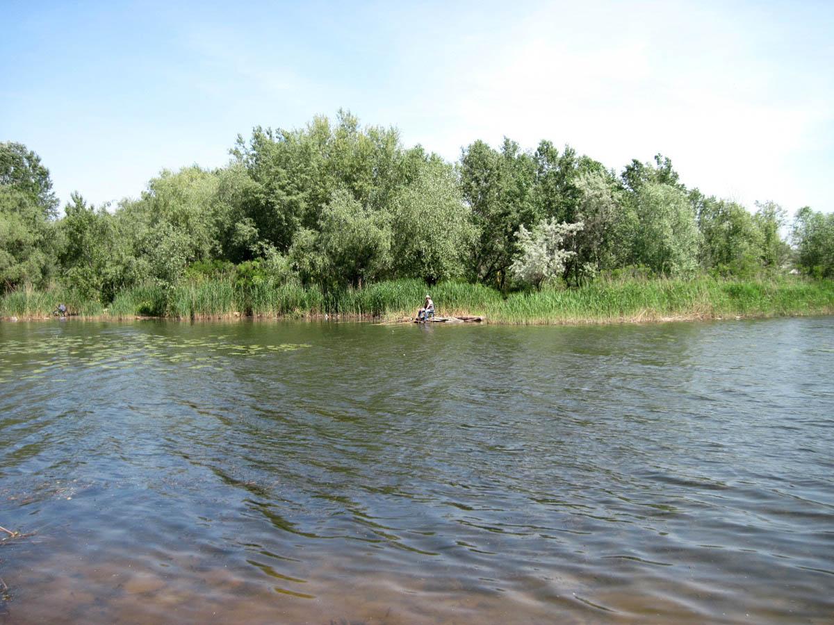 Карантинный остров в Херсоне