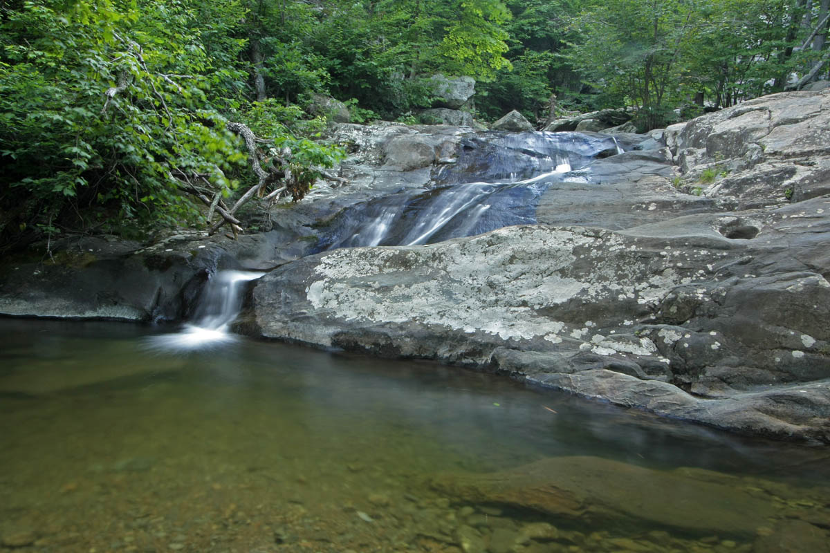 Lower Whiteoak Falls, Shenandoah