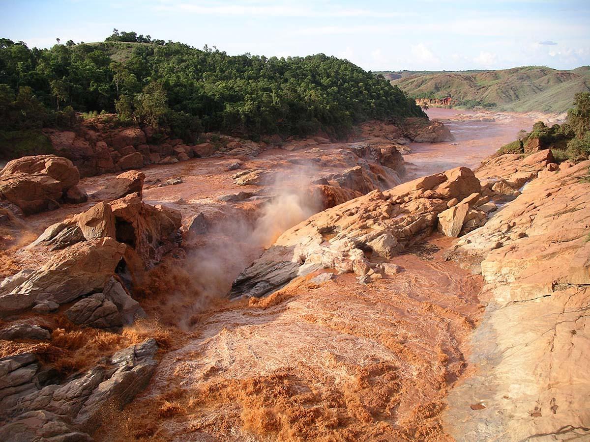 Мадагаскар - красный остров