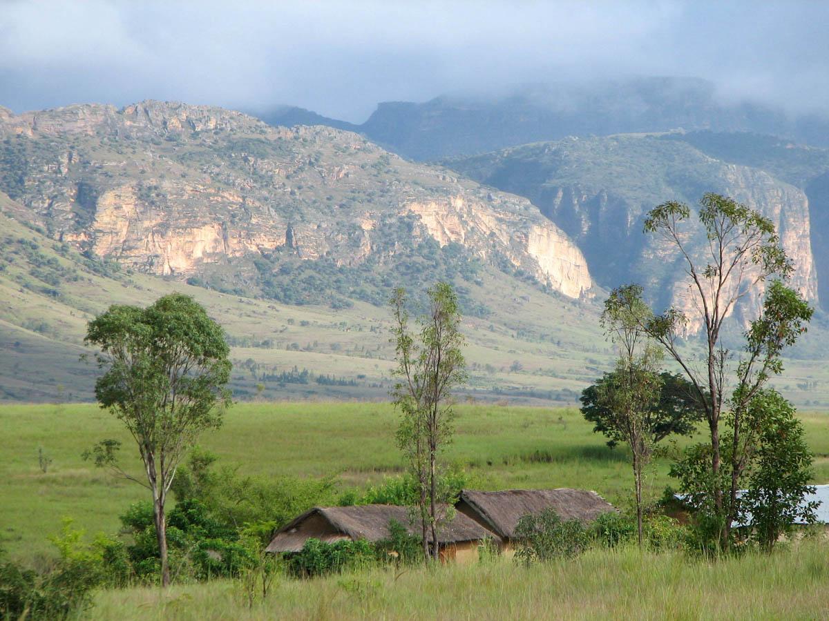 National Park Isalo, Madagascar