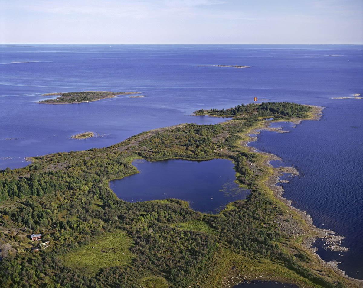 Национальный парк Перямери, Лапландия, Финляндия