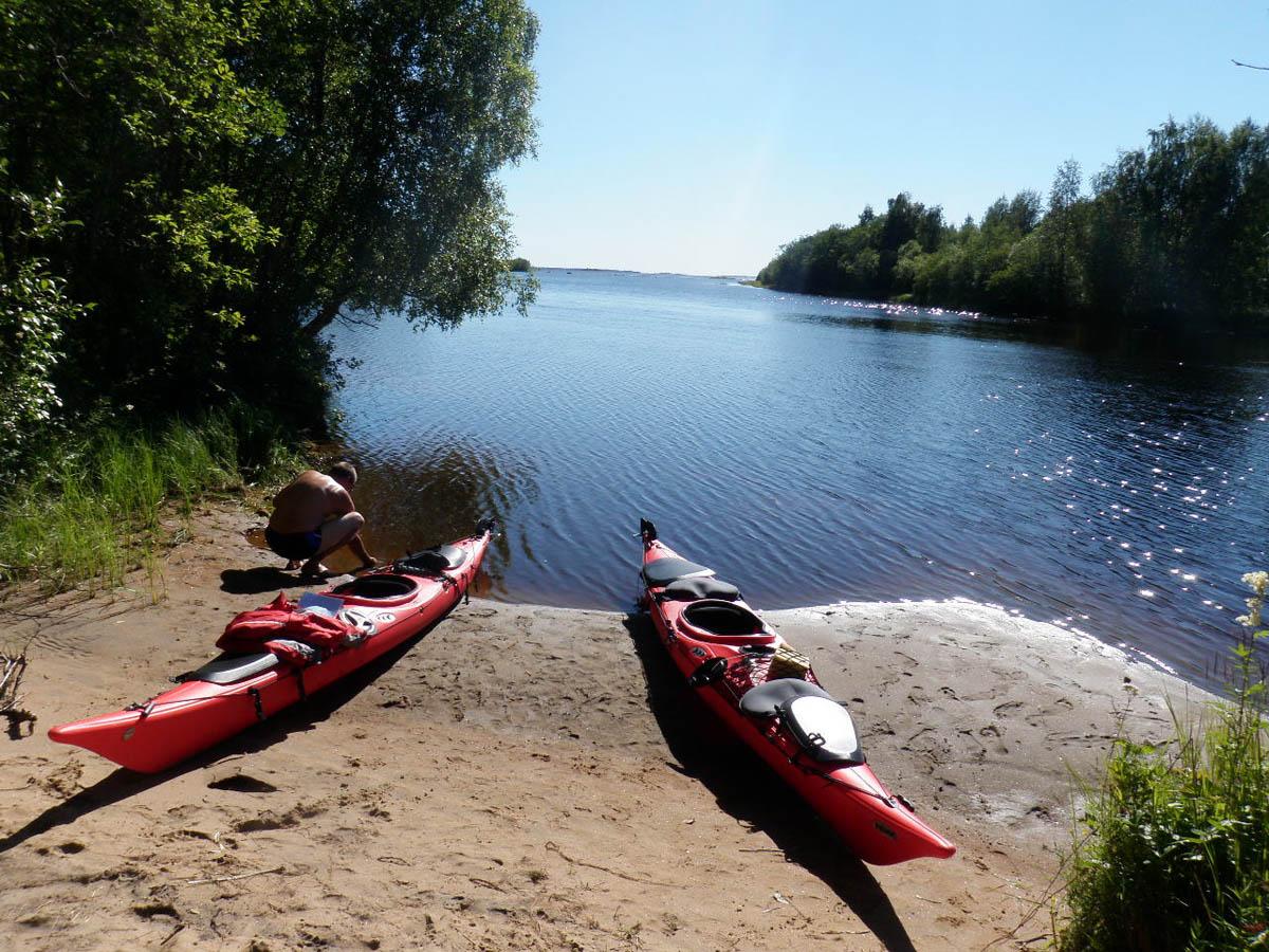 Национальный парк Перямери в Финляндии