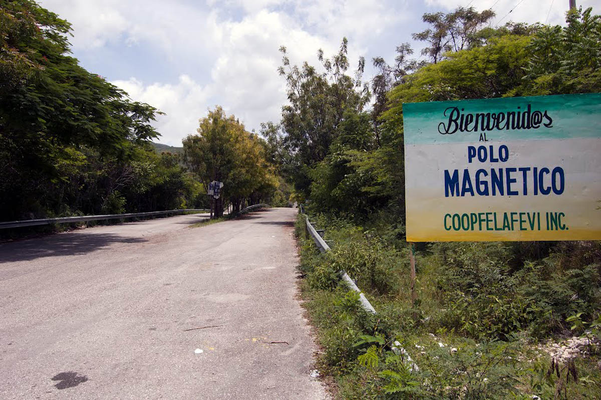 Polo Magnetico