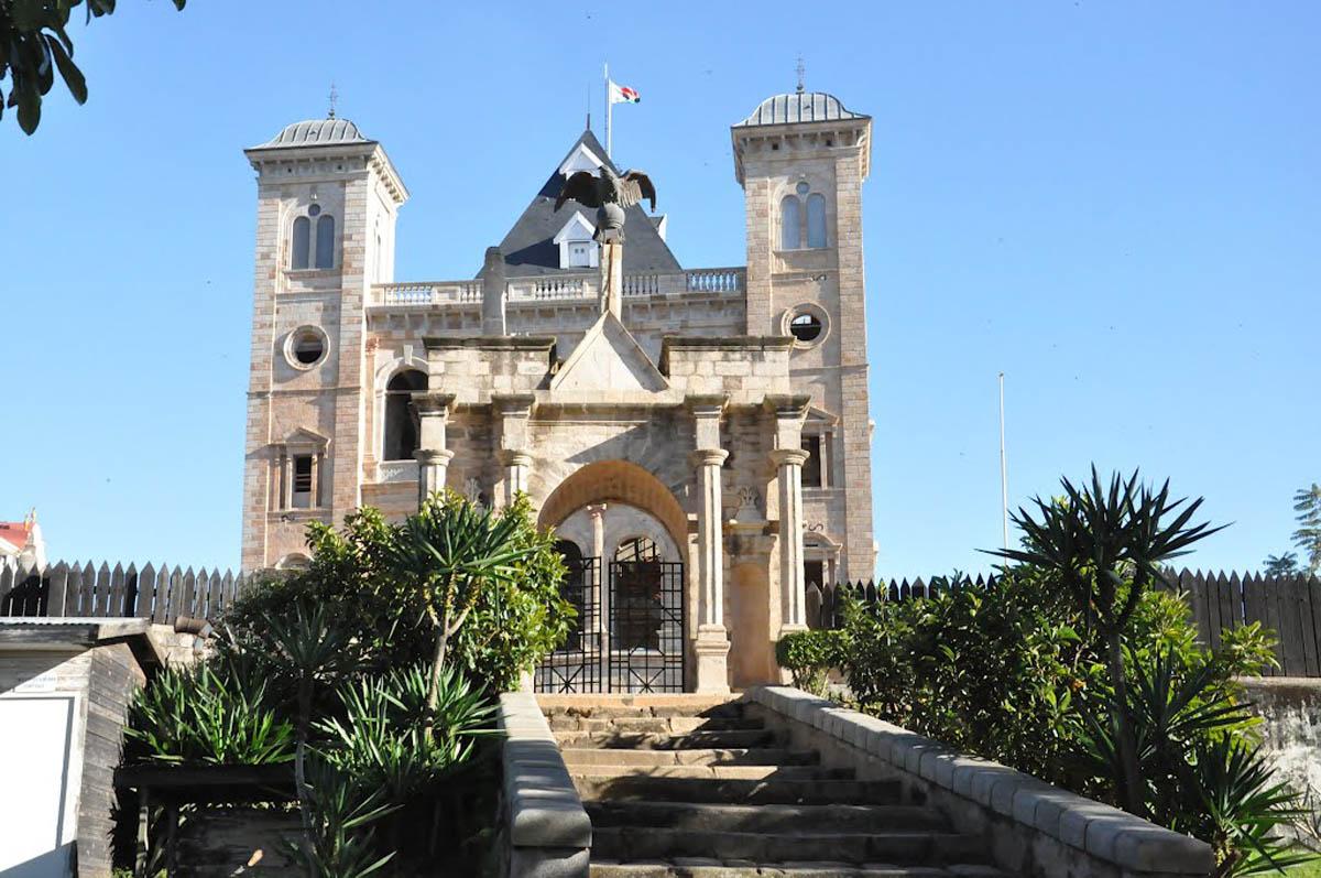Rova Palais reine, Antananarivo