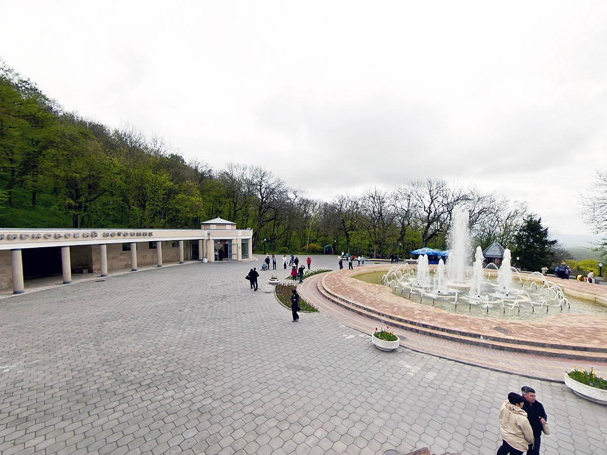 Смирновский источник в Железноводске, КавМинВоды