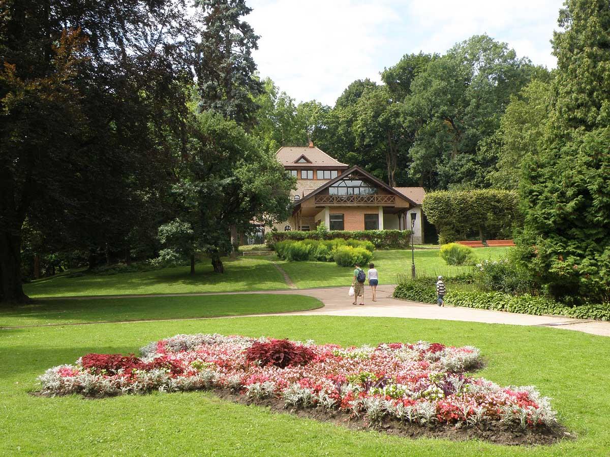 Стрыйский парк, Львов, Украина