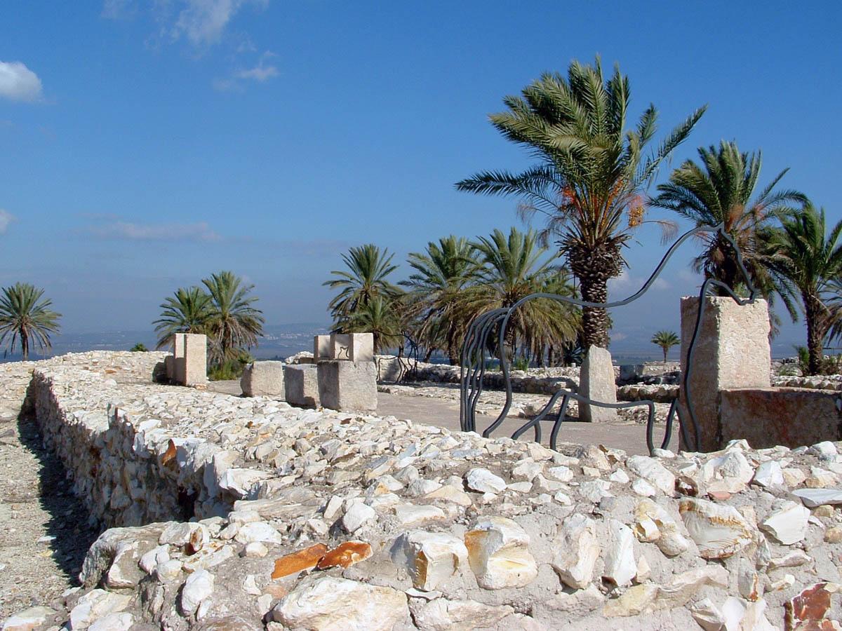 Tell Megiddo Preservation