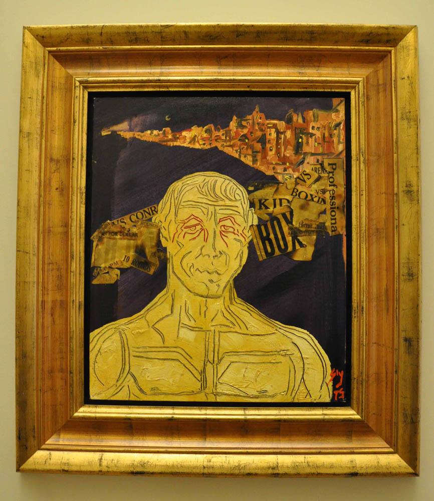 Выставка Сталлоне в Санкт-Петербурге