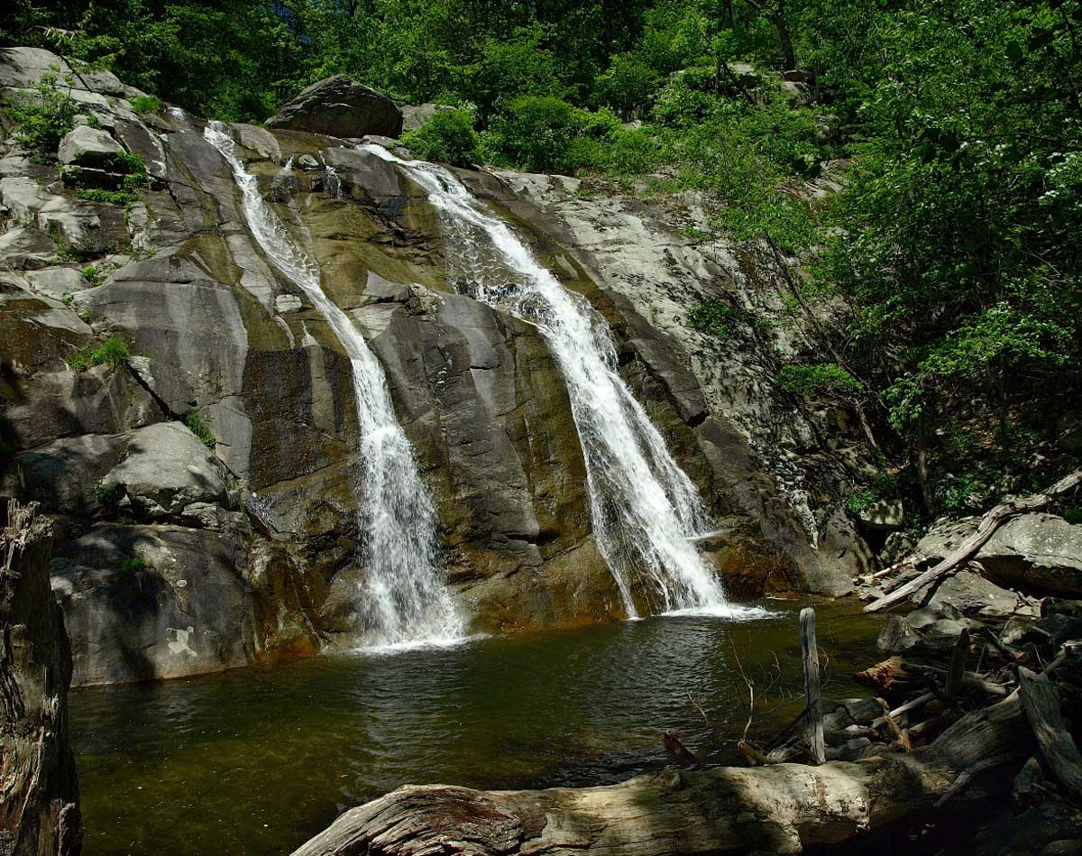 Whiteoak Canyon, Shenandoah