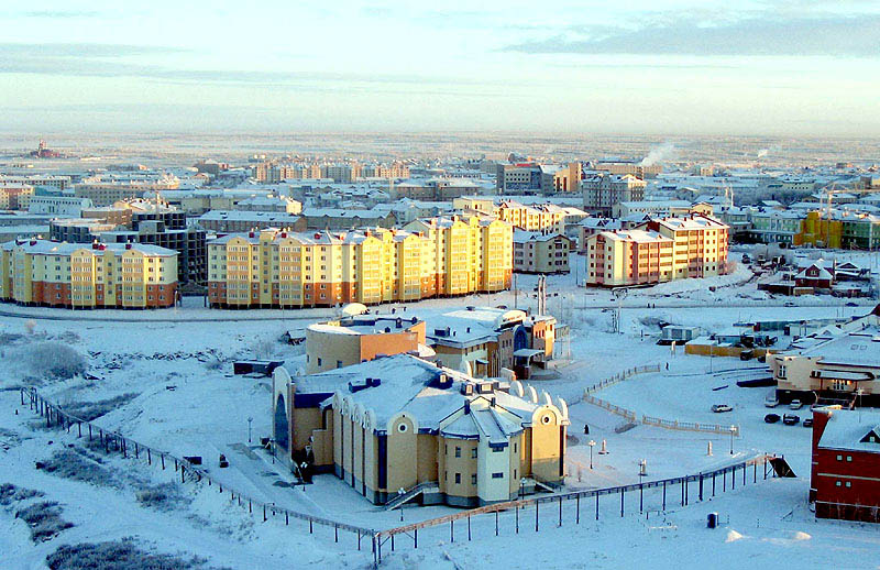 Ямало-Ненецкий автономоный округ