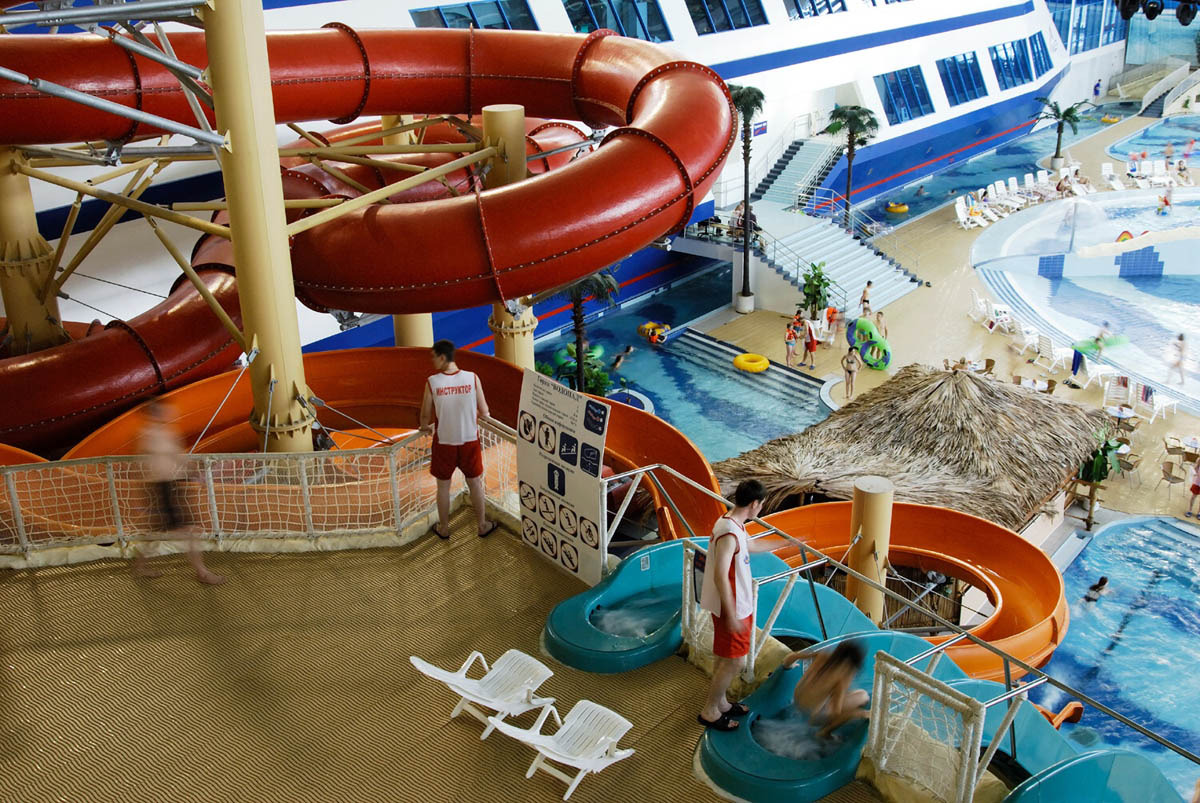 аквапарк Лимпопо, Екатеринбург