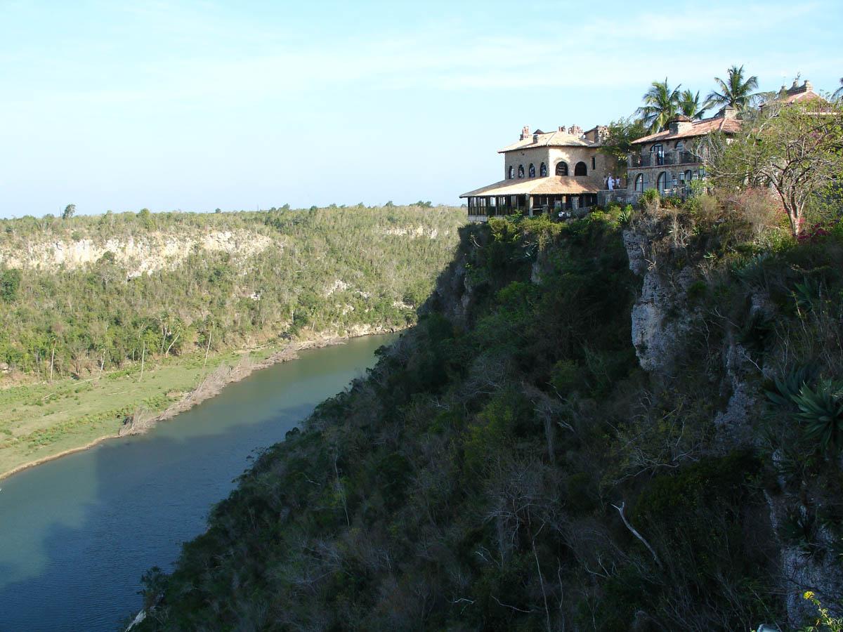 деревня Альтос де Чавон, Доминикана